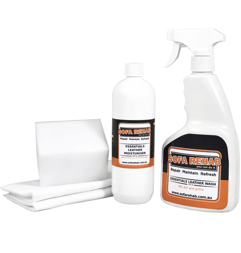 Essentials Leather Care Kit