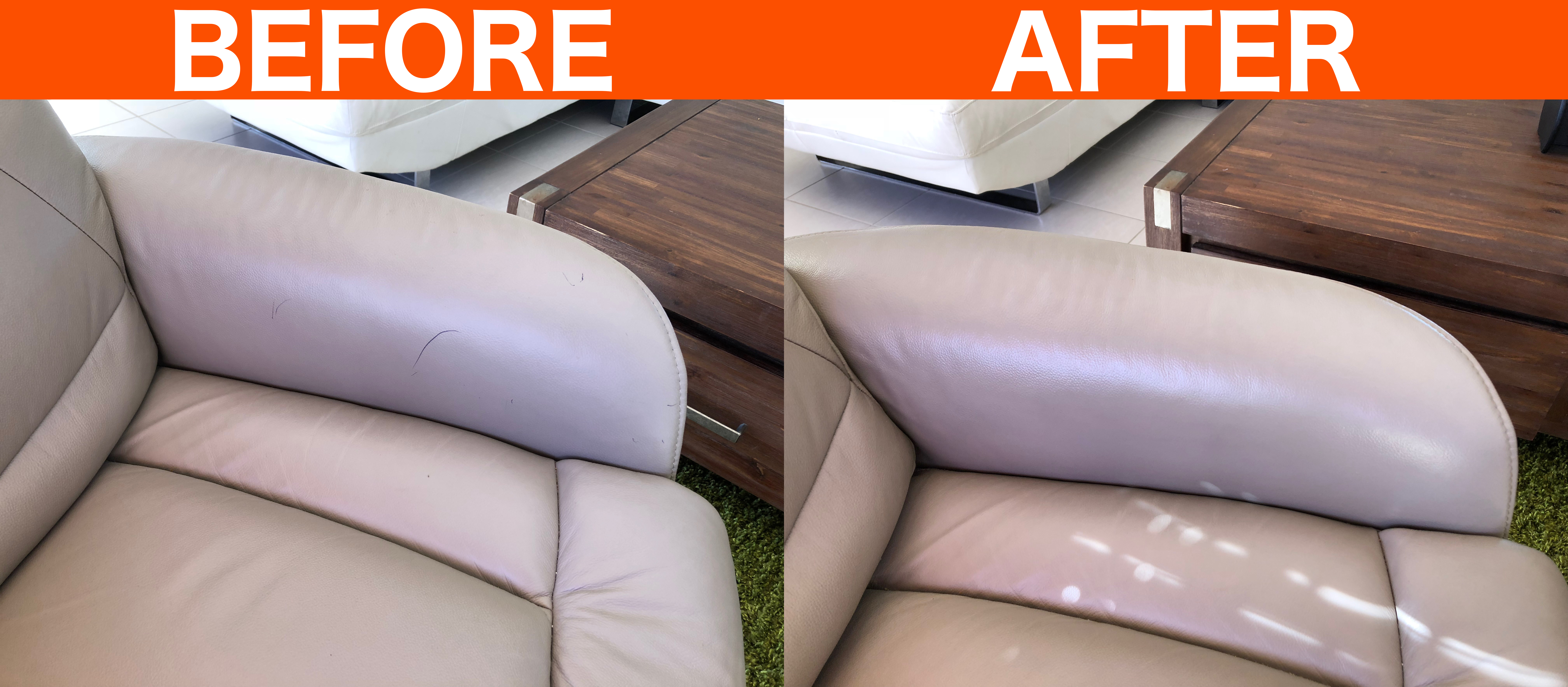 how to clean oil off suede couch