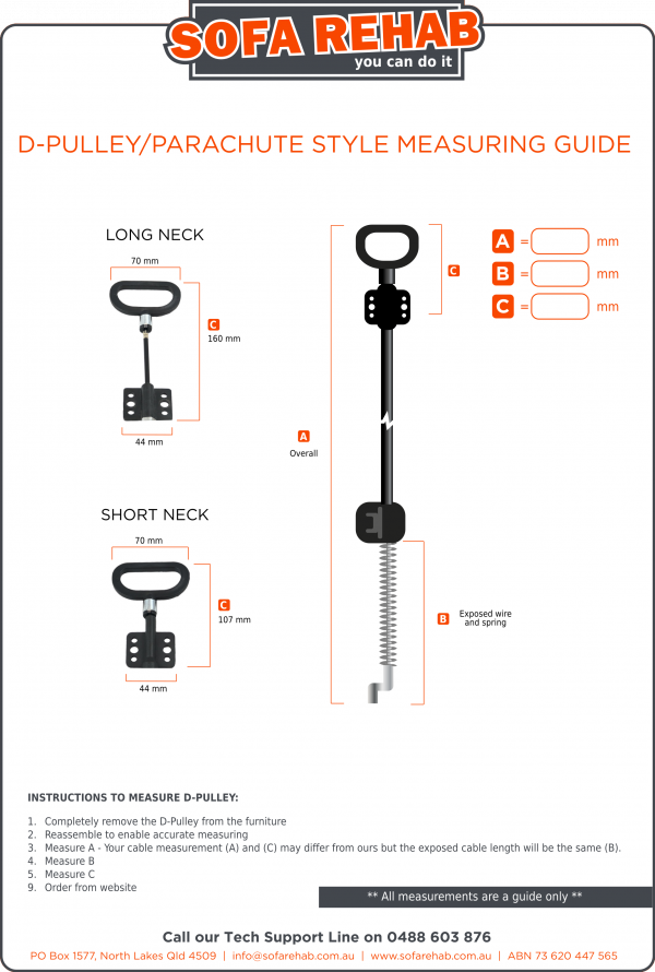 211-14 D-Pulley Guide