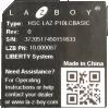 Platinum handset id label